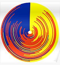 Big data doughnut Poster