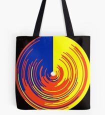 Big data doughnut Tote Bag