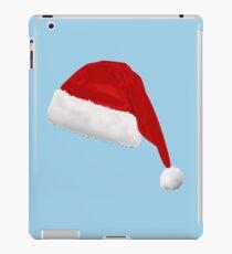 christmas hat iPad Case/Skin