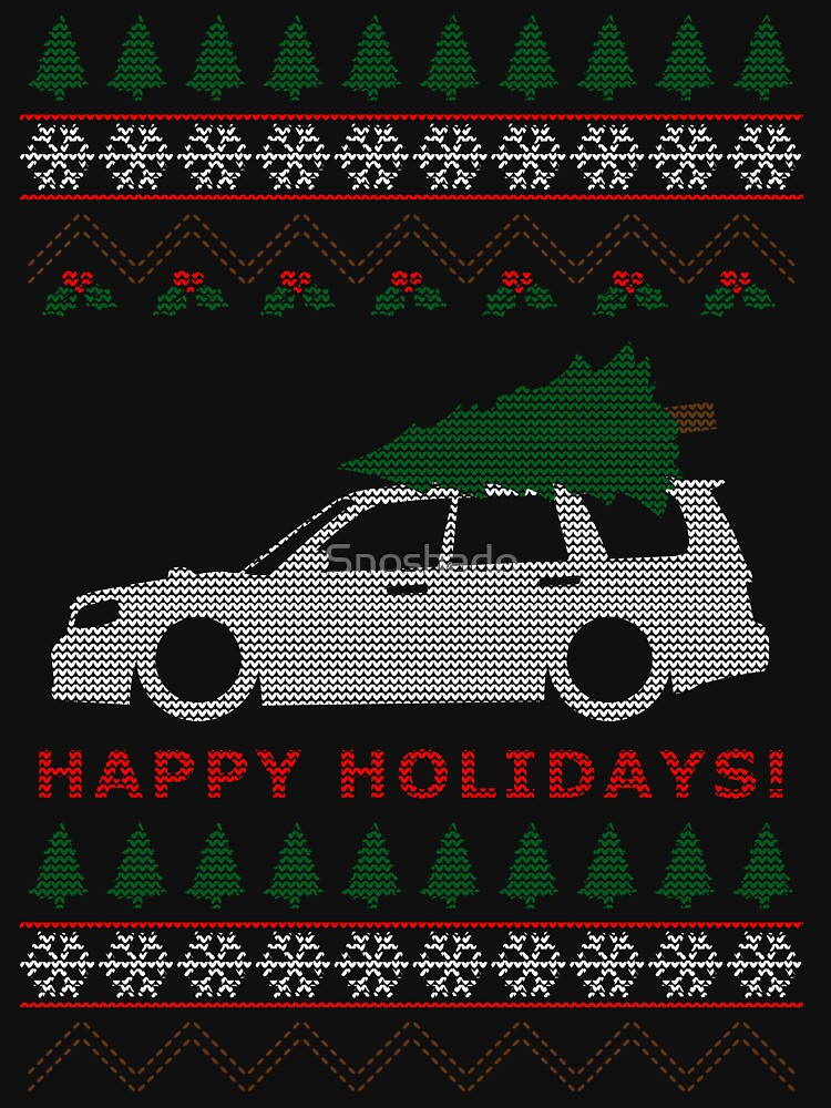 Forester Ugly Christmas Sweater (SG5) | Sweatshirt