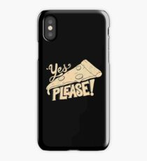 Yes Please iPhone Case