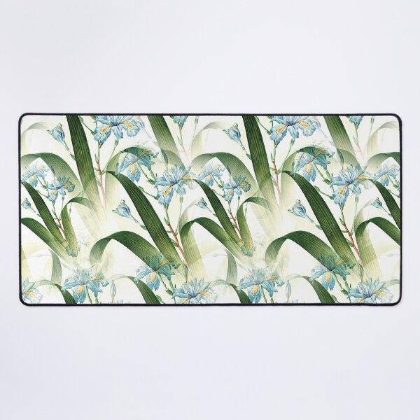 Petals Floral Flora Desk Mat