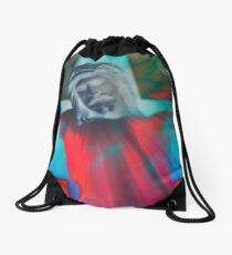 Radiant Jesus  Drawstring Bag