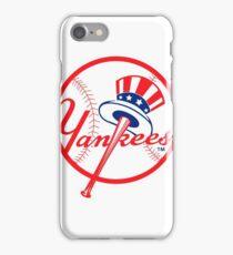 Yankees Logo! iPhone Case/Skin