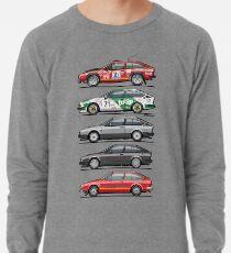 Stapel von Alfa Romeo Alfetta GT und GTV6 Leichter Pullover