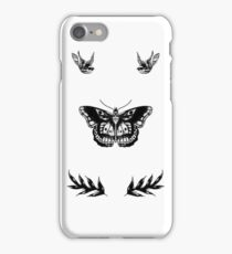 Harry Styles Tattoo iPhone Case/Skin