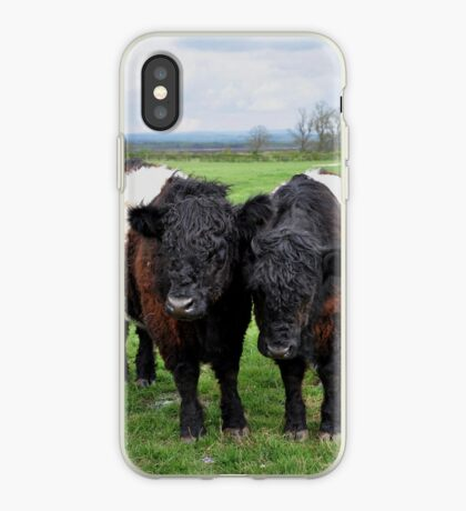 Twin Bands iPhone Case