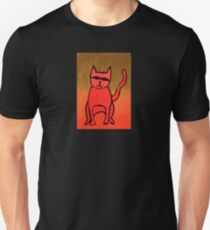 Bandit Cat Unisex T-Shirt