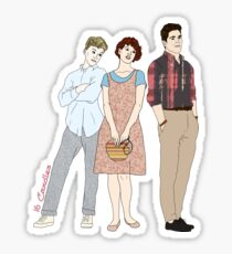 Sixteen Candles Sticker