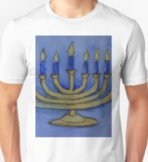 Happy Hanukkah WC161122c Unisex T-Shirt