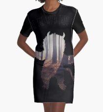 Carol Graphic T-Shirt Dress