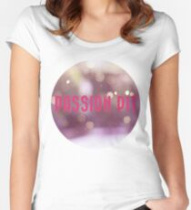 PP Women's Fitted Scoop T-Shirt