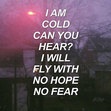 I am cold, can you hear? {SAD LYRICS} by sadboyss