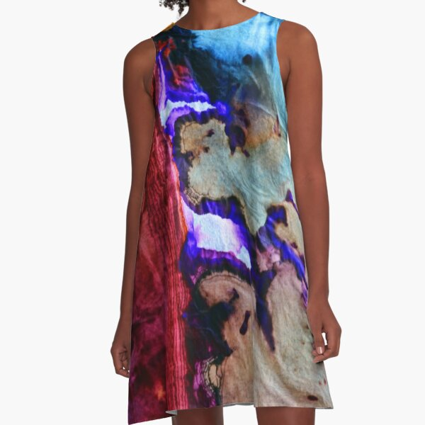 Inspired by Nature A-Line Dress