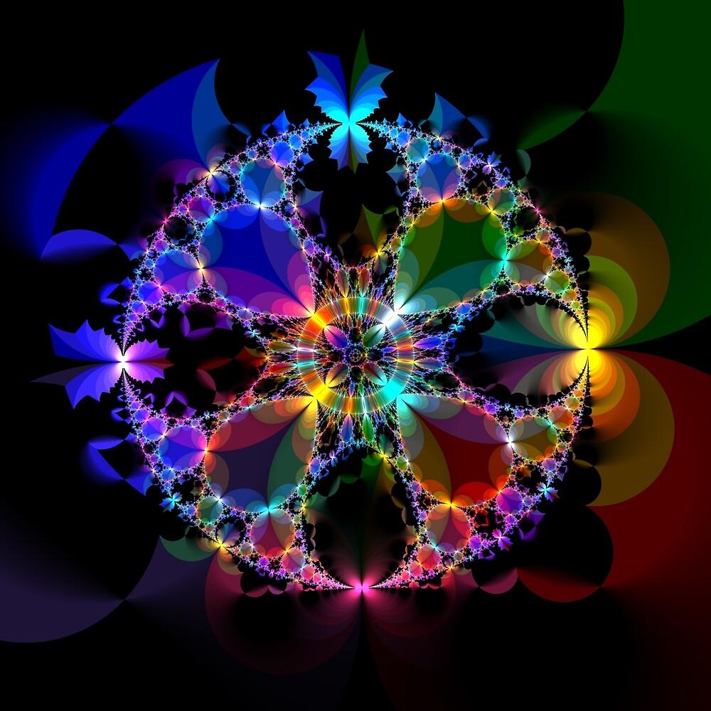 RainbowDisc by Hugh Fathers