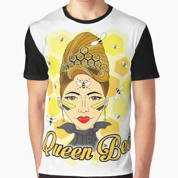 Queen Bee Graphic T-Shirt