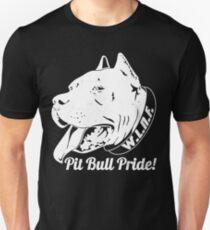 PitBull Pride Unisex T-Shirt