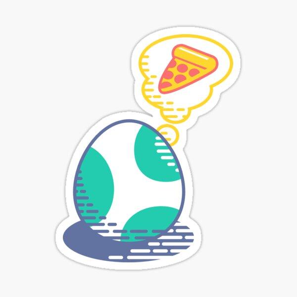 Pizza Dream Sticker