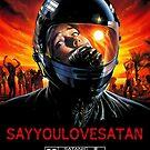 Say You Love Satan 80s Horror Podcast - Nightmare Beach  by sayyoulovesatan