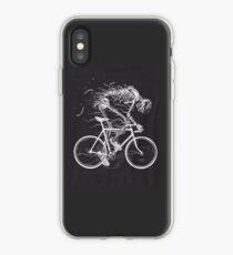 Schnelles Radfahren iPhone-Hülle & Cover