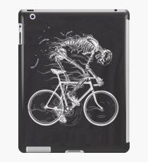 Fast Cycling iPad Case/Skin