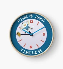 What Time Is It? Clock