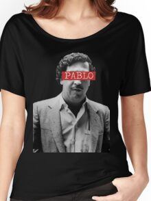 PABLO ESCOBAR - PABLO Women's Relaxed Fit T-Shirt
