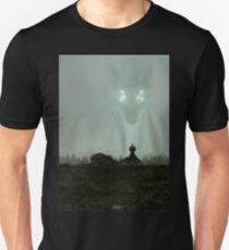 He who hunts alone Unisex T-Shirt