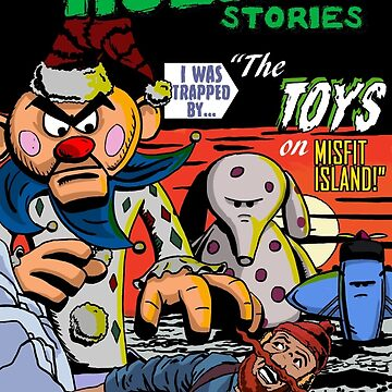 Island of Misfit Toys by monsterfink