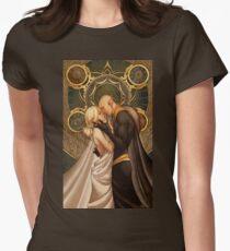 Die Liebhaber Tailliertes T-Shirt