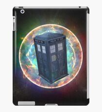 Time Vortex iPad Case/Skin
