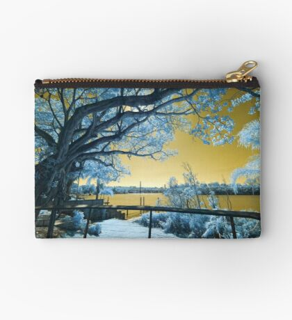 The Fig Tree and the Eleanor Schonell Bridge Studio Pouch