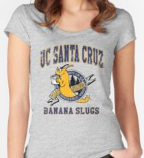 UC SANTA CRUZ Women's Fitted Scoop T-Shirt