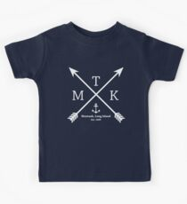 MTK with Cross Arrows  Kids Tee