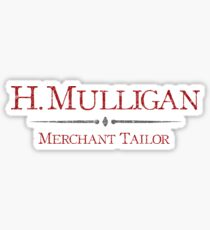 Hercules Mulligan - Tailor Sticker