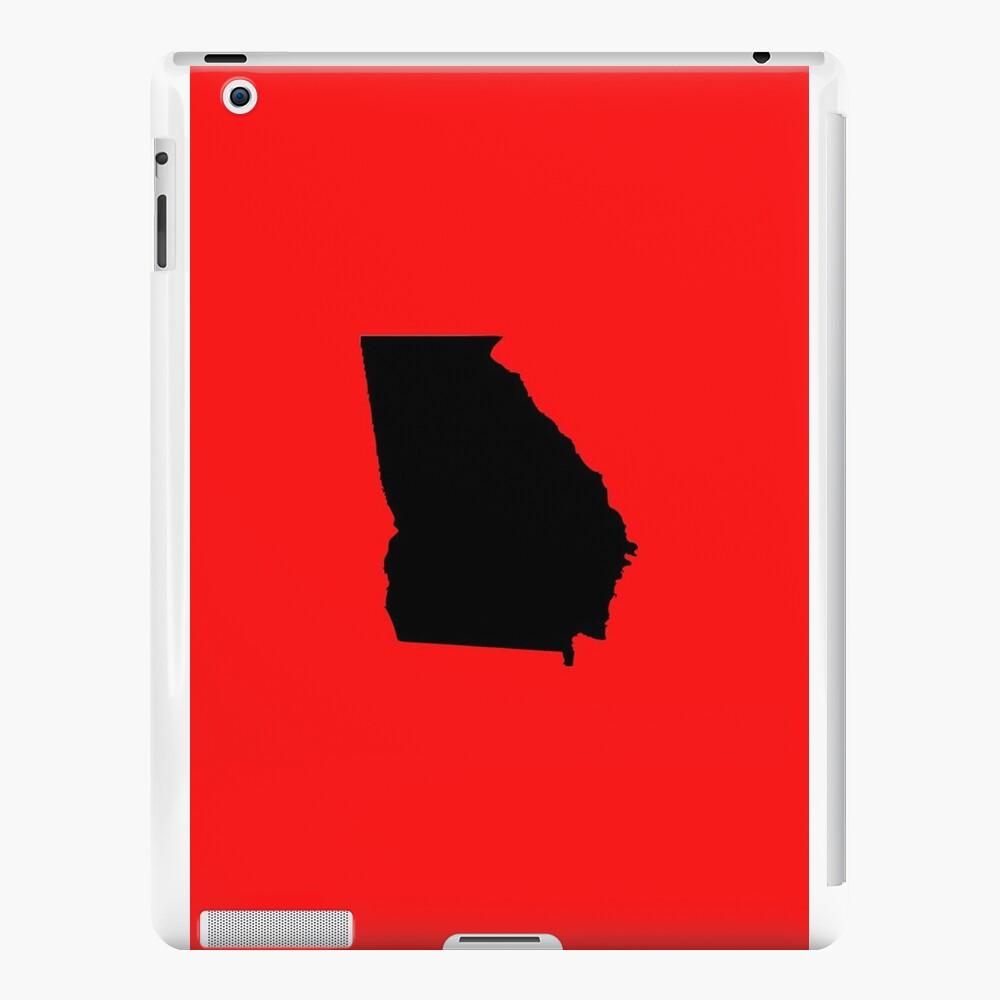 Georgia Black Vinilos y fundas para iPad