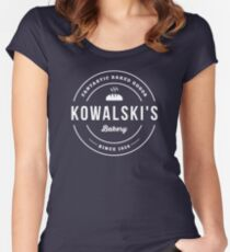 Kowalski's Bakery Women's Fitted Scoop T-Shirt