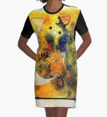 Outside The Box Graphic T-Shirt Dress
