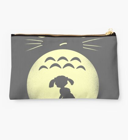 My Lunar Neighbor Duvet Cover Studio Pouch