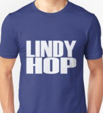 Swing Dance - Lindy Hop Unisex T-Shirt