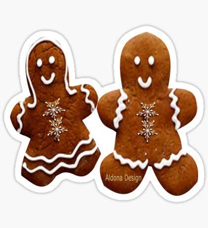 Ginger Bread[ 877 views] Sticker