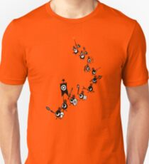 Patapon - Cascading Army Unisex T-Shirt
