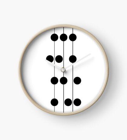 Four Chords Clock