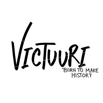 Victuuri (for square sticker) by pretentious-git