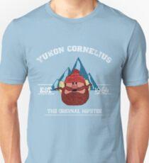 Christmas with Yukon Slim Fit T-Shirt