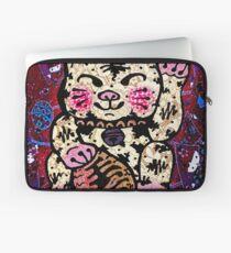 'Shiny Lucky Cat #2' Laptop Sleeve