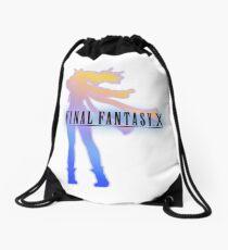 Rikku ffx Drawstring Bag