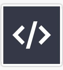 Universal Code Symbol Sticker