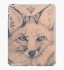 Marked by a Precious Jewel  iPad Case/Skin