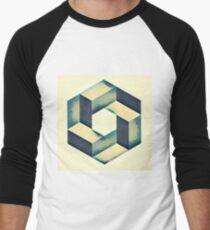 The Loop - U Men's Baseball ¾ T-Shirt